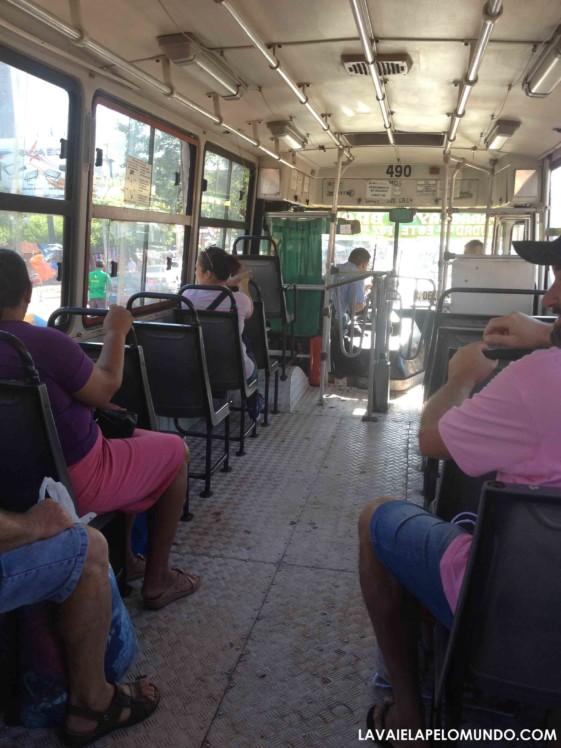 Ônibus Foz do Iguaçu Paraguai - Ciudad del Este