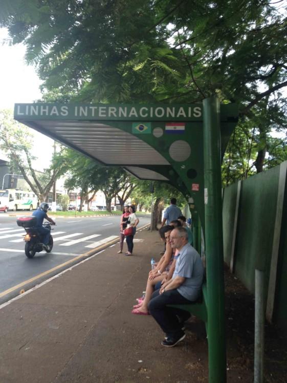 Ônibus Foz do Iguaçu Paraguai - Ciudade del este