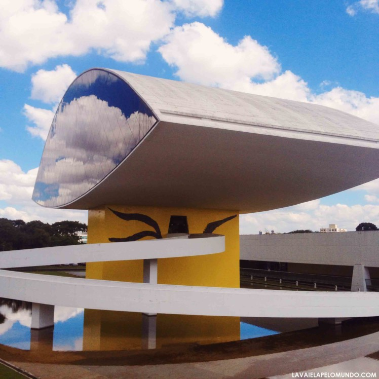 Museu do Olho Curitiba
