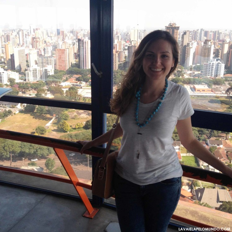 Torre da Oi Curitiba