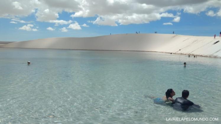 Lagoa da Esperança Lençóis Maranhenses