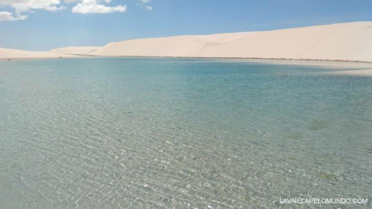 Lagoa da Paz Lençóis Maranhenses
