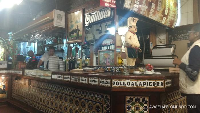 Restaurante em Buenos Aires