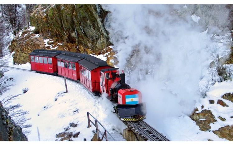 trem ushuaia