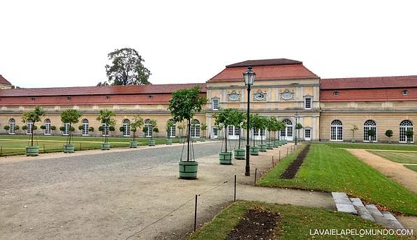 Schlosspark Charlottenburg berlim