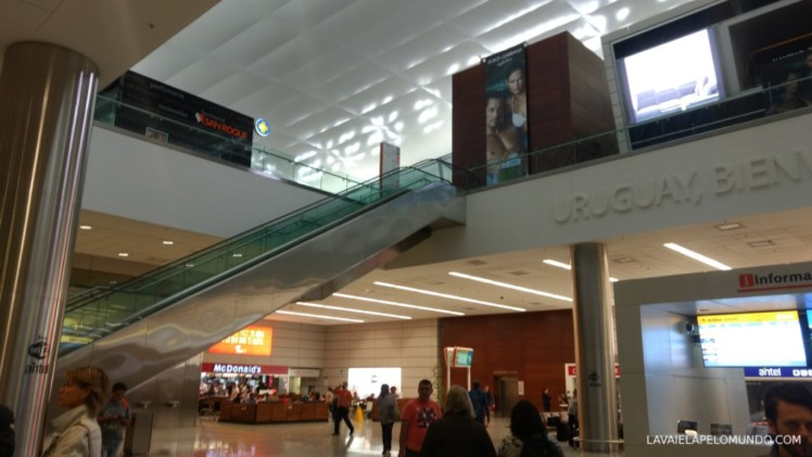 Aeroporto Carrasco Montevideo