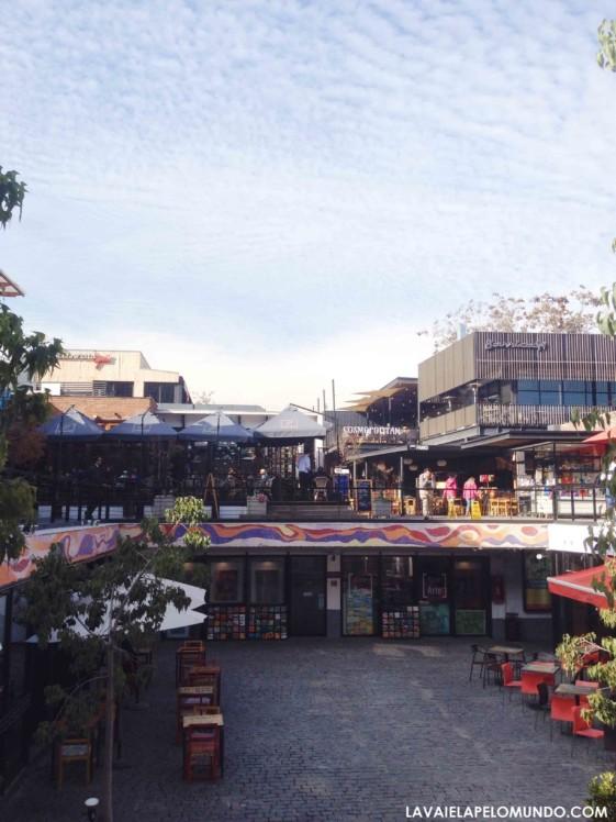 Restaurante em Santiago Chile
