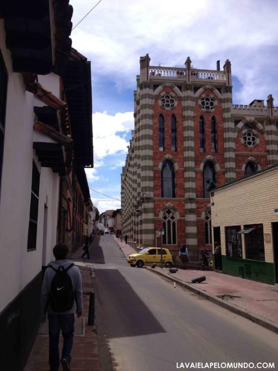 Candelária -Bogotá- Colombia