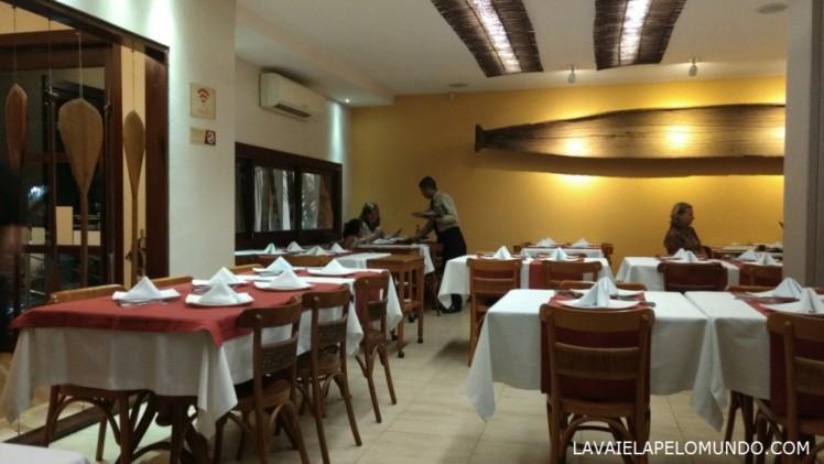 Restaurante O Banzeiro Manaus