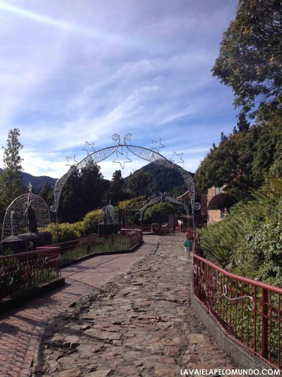 Cerro de Monserrate Bogotá Colombia