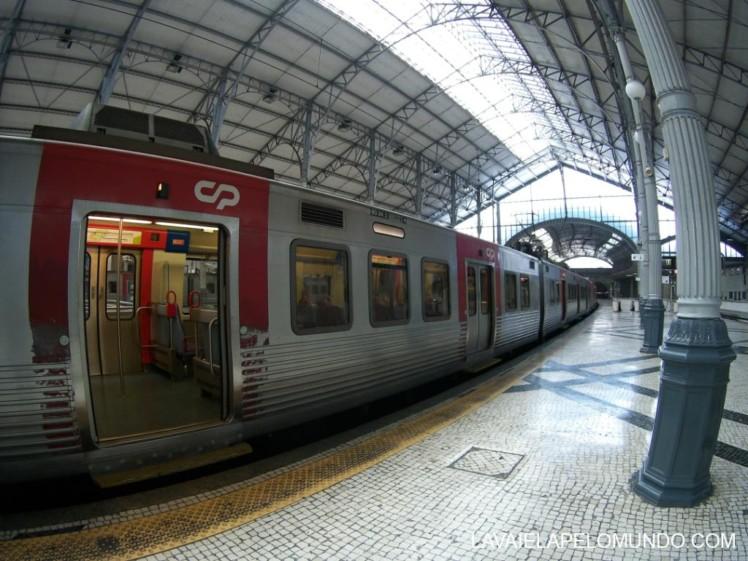Transporte de Lisboa para Sintra
