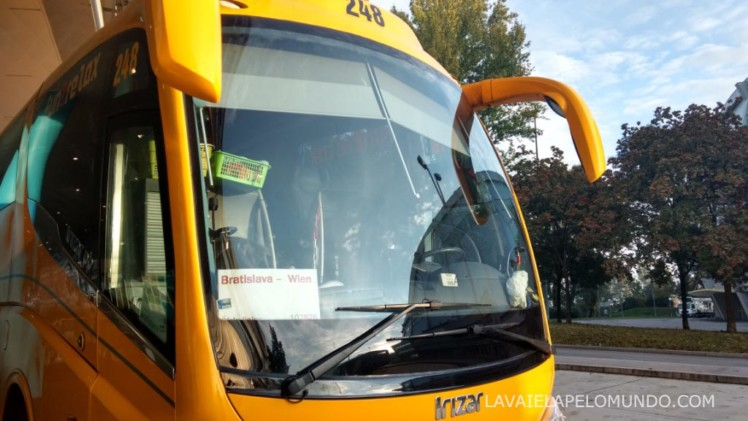 ônibus regiojet