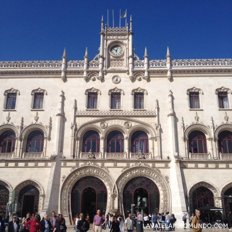 Estação do Rossio Lisboa