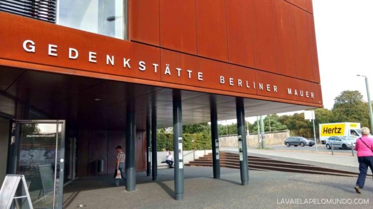 Memorial do Muro de Berlim