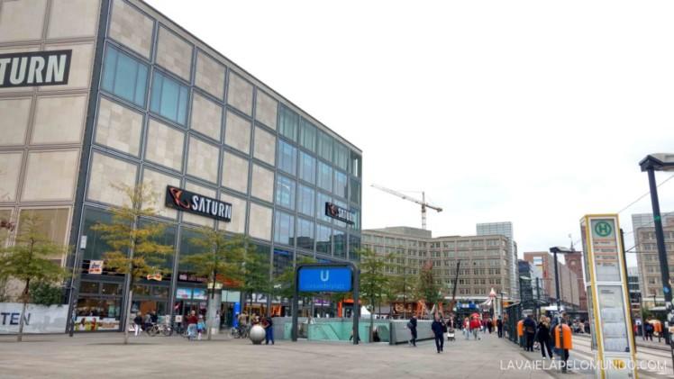 ALEXANDERPLATZ BERLIM