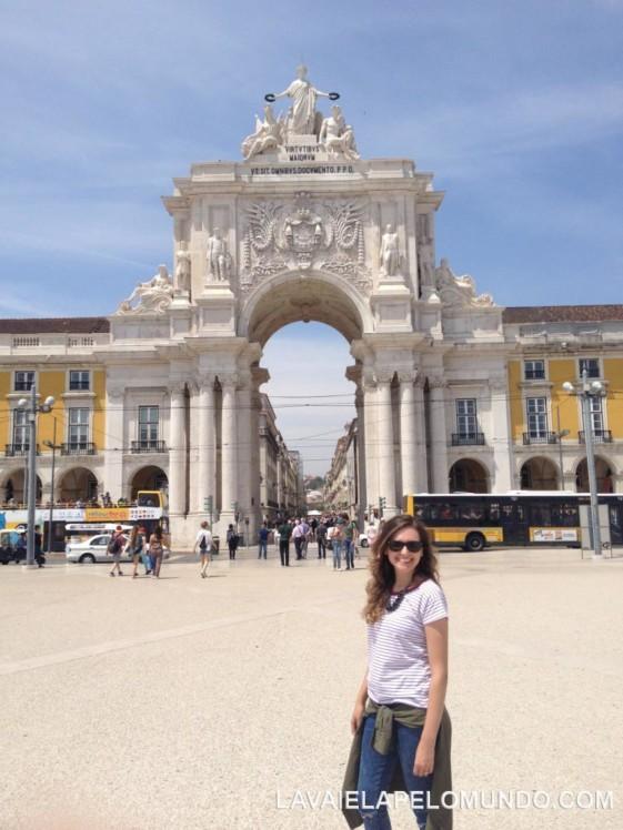 Arco da Augusta Lisboa