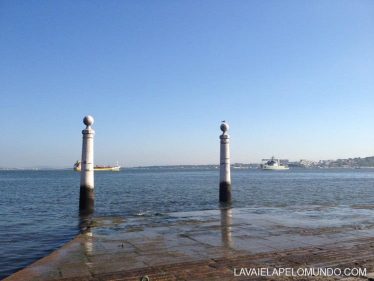 Cais das Colunas Lisboa