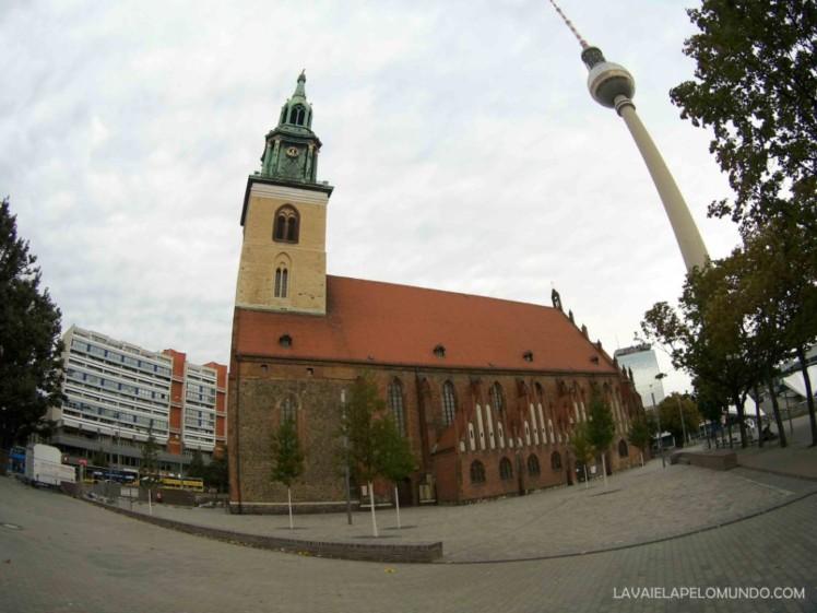 Marienkirche berlim