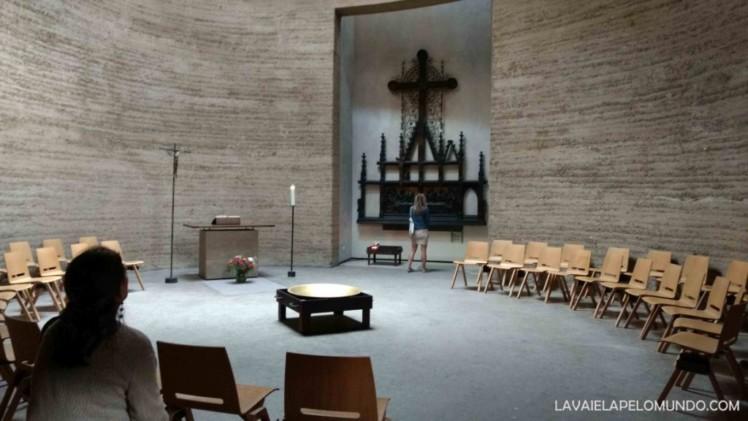 Capela da Reconciliação Berlim