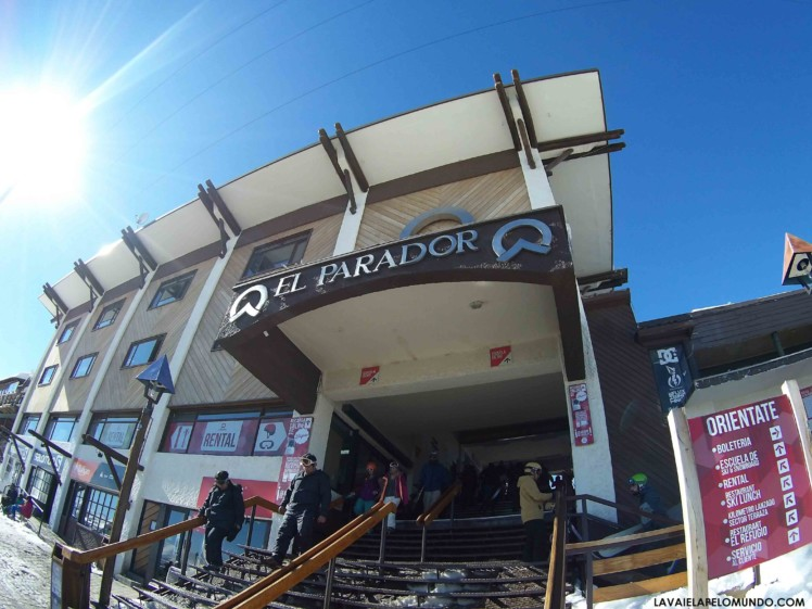 EL Colorado Estação Esqui Santiago - Chile