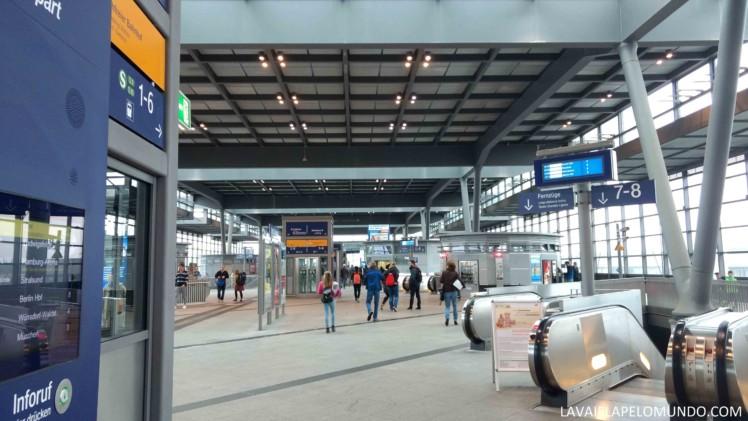 Estação Berlin Südkreuz