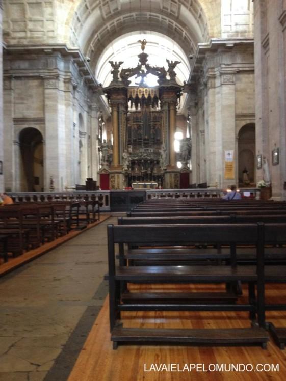 Igreja São Vicente de Fora