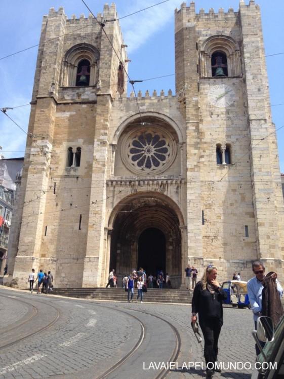 Igreja Sé de Lisboa