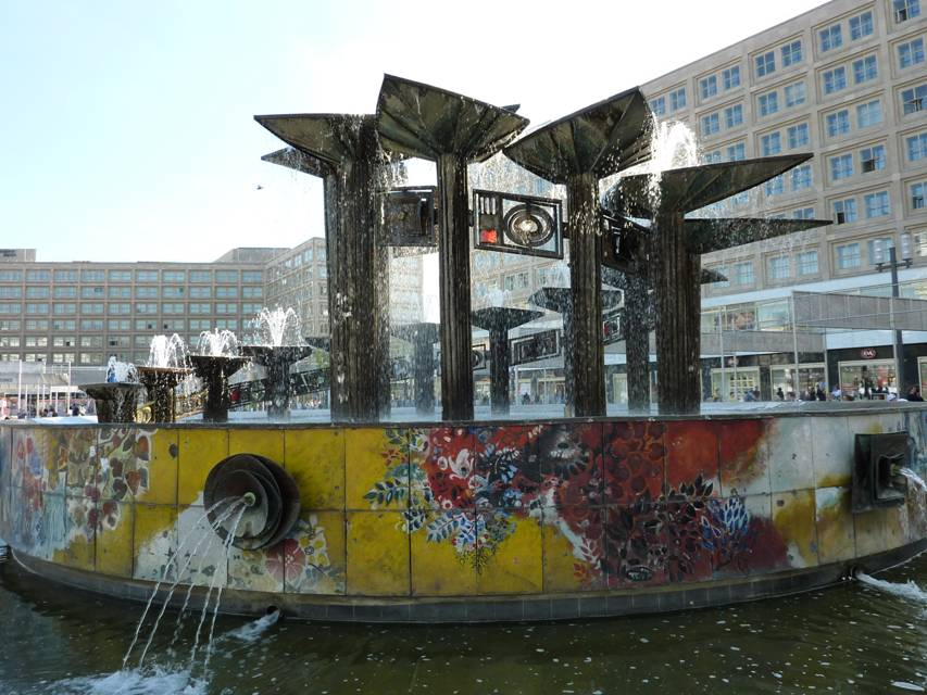 Fonte da Amizade Internacional Berlim