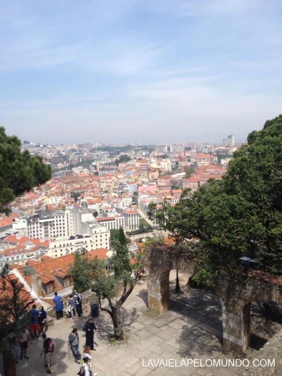 Miradouro Santa Luzia Lisboa