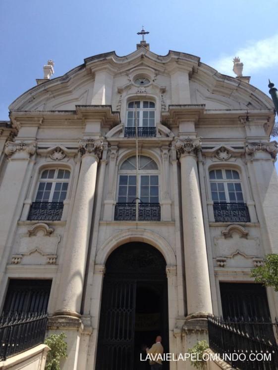 Igreja de Santo Antônio Lisboa