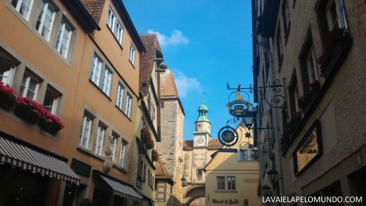 Markusturm Rothenburg Ob der Tauber