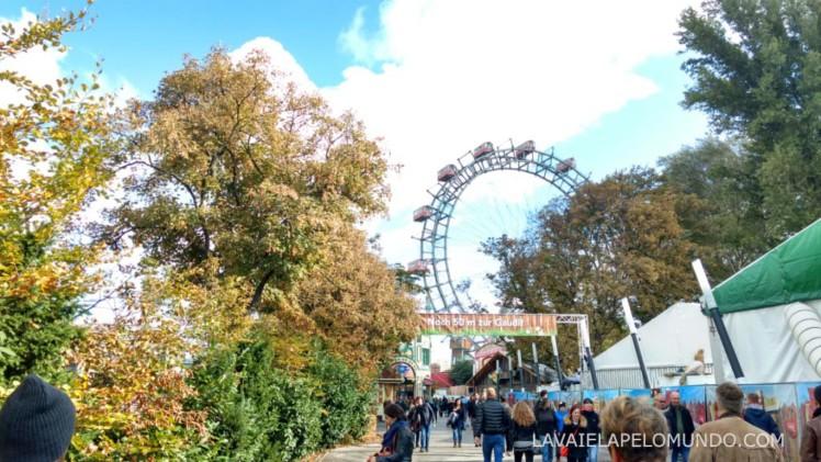 Parque de Diversões Viena