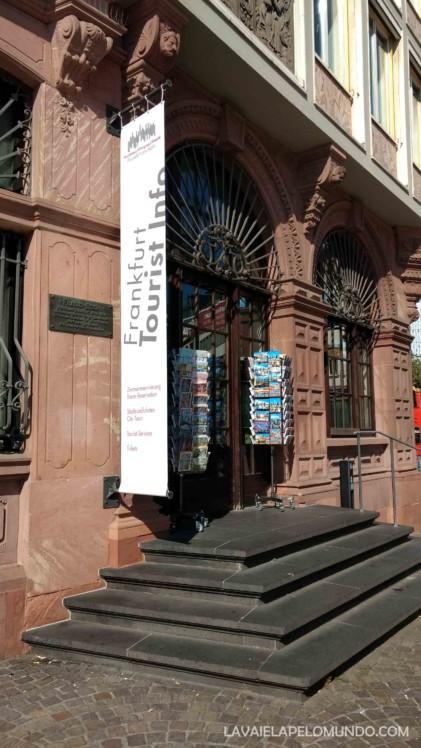 centro de informações frankfurt