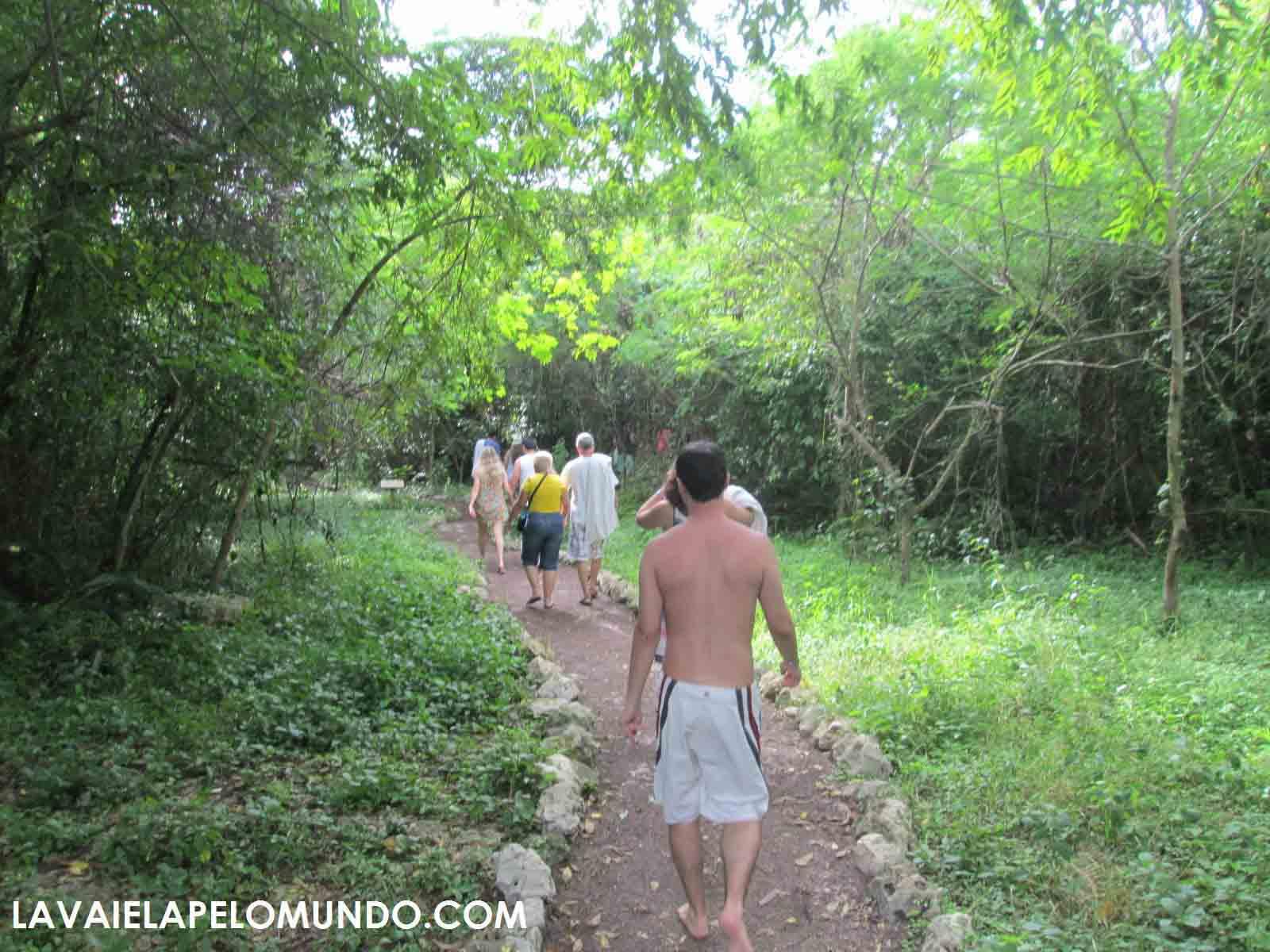 Hoyo Azul Punta Cana