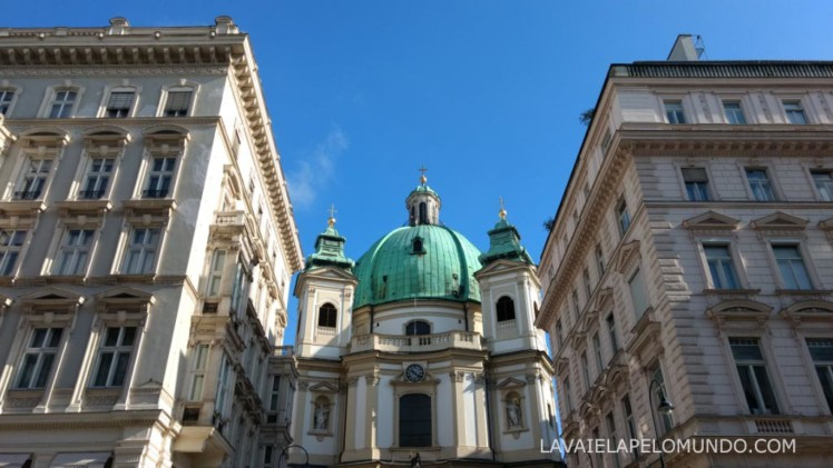 Peterskirche Viena