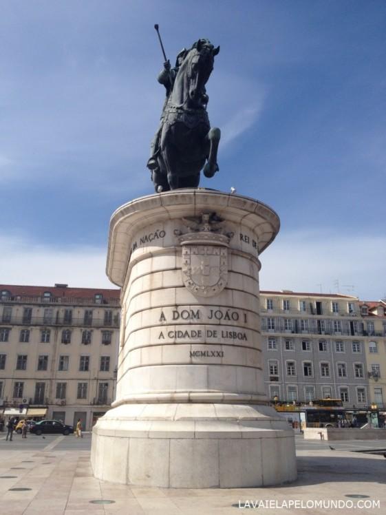 Praça da Figueira Lisboa
