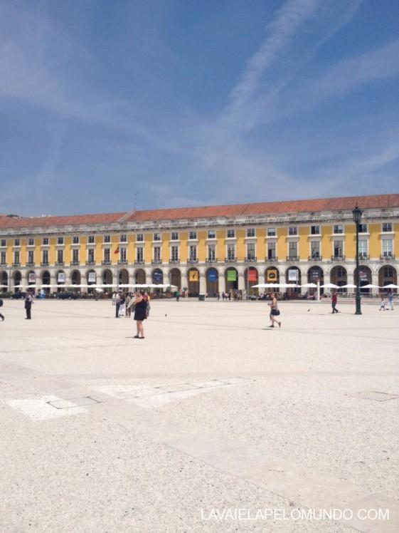 Praça do Comércio Lisboa