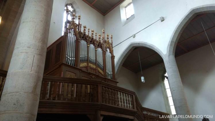 Kirchenführung St. Jakob Rothenburg Ob der Tauber