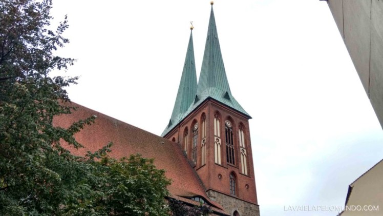 Nikolaikirche Berlim