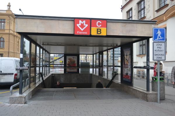 Terminal de Ônibus Uan Florenc Praga