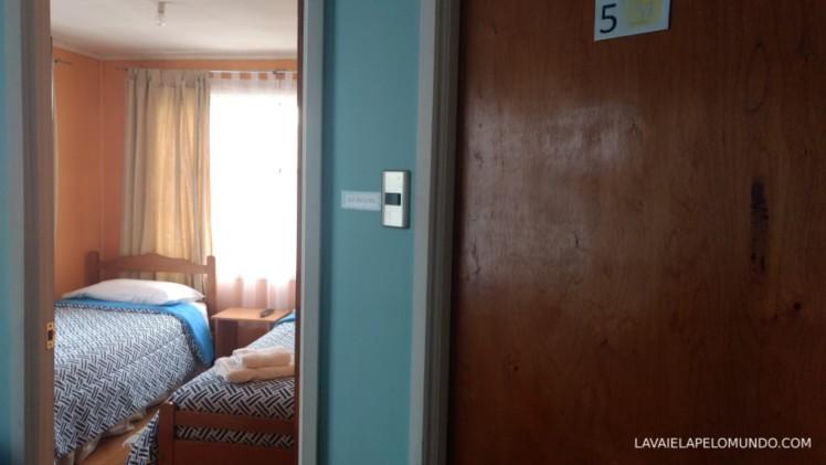 hostel arkya puerto natales