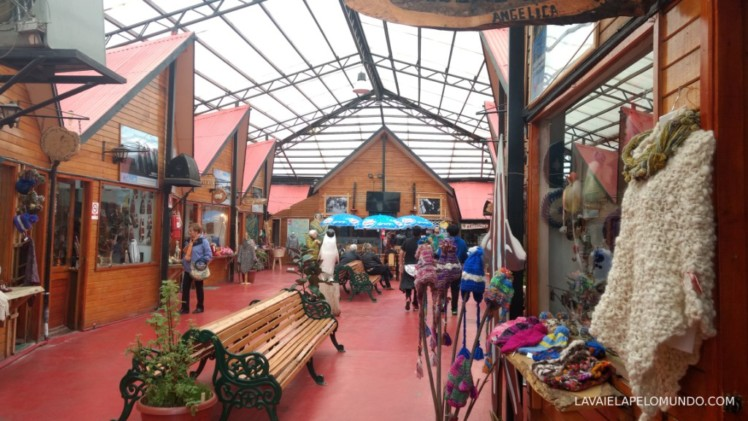 Pueblo Artesanal Puerto Natales