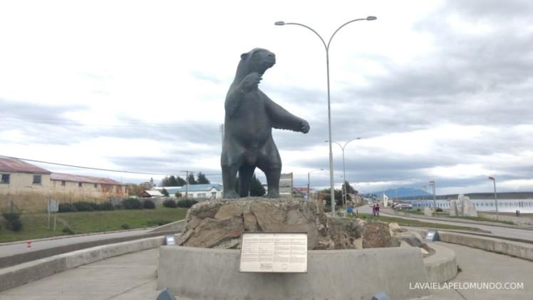 monumento el milodón