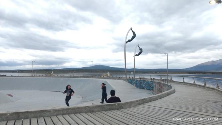 monumento al viento puerto natales