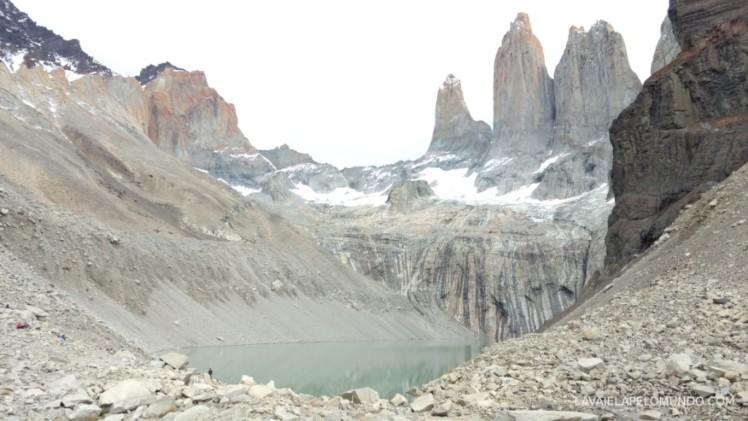 trekking torres del paine - base torres