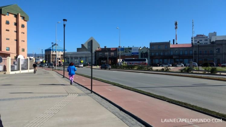avenida costanera punta arenas- chile