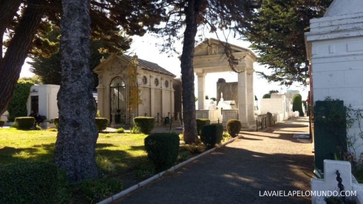cemitério sara braun punta arenas chile