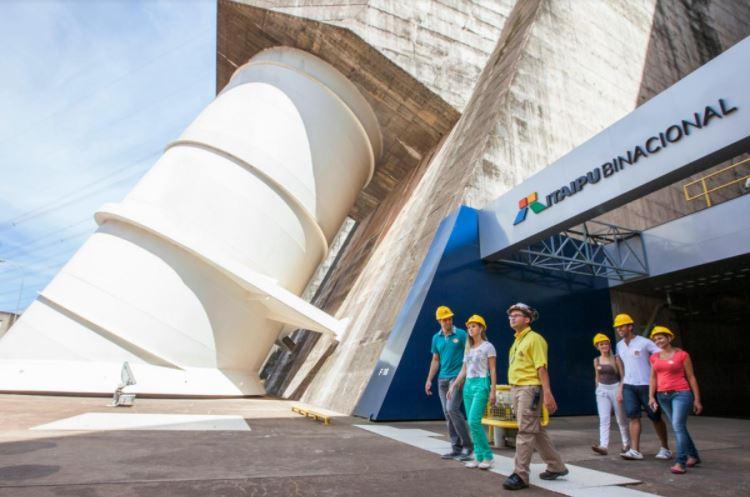 Usina Elétrica de Itaipu