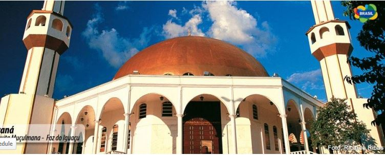 Mesquita Muçulmana de Foz do Iguaçu
