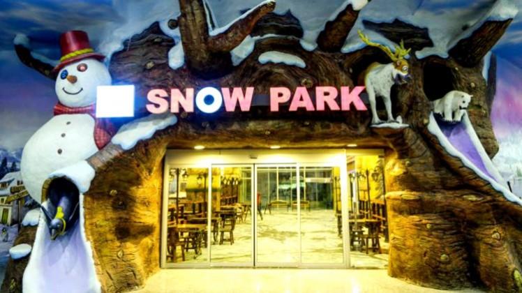 Snow Park Foz do Iguaçu